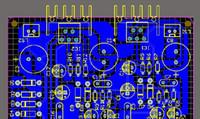 TDA2030 güç amplifikatörü şematik ve pcb PA tda2030 güç amplifikatörü devre şeması amplifikatör devresi TDA2030