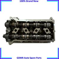 motor komple 2TR 2TR-EGR 2TR-FE-EGR 11101-OC030 11101-OC040 Toyota Hilux Innova Forturner Tacoma Hiace 2694cc 2.7D için silindir kapağı