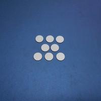 Disque céramique piézoélectrique ultrasonique 15 * 0.67mm-PZT4 Disques piézo-céramiques piézo-céramiques Cristaux PZT Élément PZT Capteur émetteur Puce