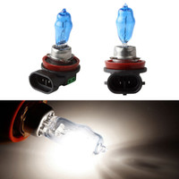 2 pcs H11 100W White Light Super Bright Car HOD Xenon Haloge...