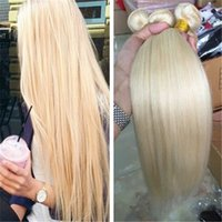 شقراء البرازيلي حزم الشعر 3 حزم 100٪ 613 شحن البشري رخيصة الشعر البرازيلي نسج الشعر حزم مجانية