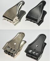 Universal Schwarz / Weiß 3 in 1 Micro / Nano / SIM Kartenschneider Cut Scissor Für iPhone 4 5 5S 6 6S 7 7S Samsung Huawei ZTO Handy Handy