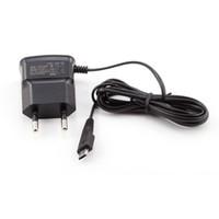 700pcs / lot micro USB-väggladdare etaou10EBE EU-kontakt Travel Charger Adapter för smartphone Gratis frakt