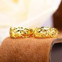 24K Gold Plated Earrings Huggie Brand New Luxury Gift For Wo...