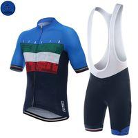 NEW Customized 2017 Multi Chooses ITALY ITALIA mtb road RACE Team Bike Pro Cycling  Jersey Sets Bib Shorts Clothing Breathing Air JIASHUO aecb7a06f