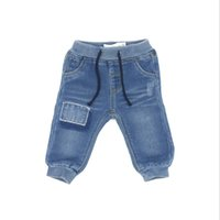 Infant Boys Jeans Fall Winter Knitting Denim High Quality So...