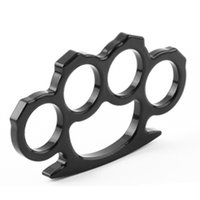 Steel Brass Knuckles Dusters Self Defense Finger Knuckles Pr...
