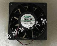 기존 Nidec V12E24BMM9-51 24VDC 12CM 12038 120 * 120 * 38MM 장비 냉각 팬