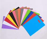CUSTOM LOGO Plastiksack / Geschenk Plastikverpackungsbeutel für Bekleidung / printed LOGO Förderung Beutel-Einkaufshandgriff (7)
