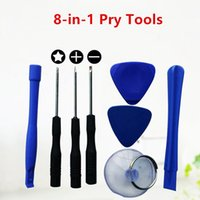 200sets(1600pcs), 8 in 1 REPAIR PRY KIT OPENING TOOLS With 5 ...