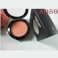 Wholesale New 1Pcs Lot No. AB59 Makeup shimmer Powder Blush 6...