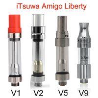 Cartouche de débit d'air réglable réservoir d'huile pour Itsuwa Amigo Liberty V1 V2 V3 V4 V5 V6 V7 V8 V9 authentique