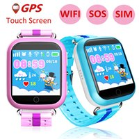 Q750 Bluetooth Smartwatch avec WiFi GPS AGPS LBS BDS pour iPhone IOS Android Smart Phone porter l'horloge portable montre intelligente