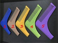 10 Colors Beard Bro Beard Shaping Tool for Perfect Lines Hai...