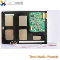 YENI UG221H-LE4 UG221H-LR4 UG221H-SC4 HMI PLC LCD monitör Endüstriyel Çıkış Aygıtları Ekran Sıvı Kristal Ekran LCD onarım