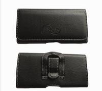 محفظة عالمية بو الجلود الأفقي الحافظة حالة تغطية الحقيبة مع حزام كليب آيفون 11 برو ماكس XR 8 سامسونج هواوي موتو LG