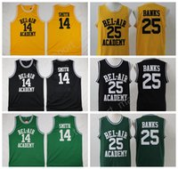 The Fresh Prince 14 Will Smith Jersey Men OF BEL- AIR BEL AIR...