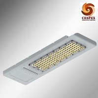 Ultradünner Entwurf IP67 druckgegossenem Aluminium 120W LED Straßen AC110V 220V 230V 240V 50 / 60Hz 120W LED LED-Straßenleuchte ersetzen 400W HPS