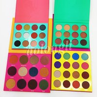 The BEST Eyeshadow Palette Masquerade 16 color Eye shadow Pa...