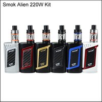 High Quality SMOK Alien Kit With 220W Alien 220 Mod Firmware...