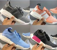 Real picture newest NMD ULTRA BOOST UNCAGED HYPEBE Outdoor S...