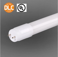 10W 12W 15W 18W T8 Tube With Plastic Cover and UL DLC Certif...