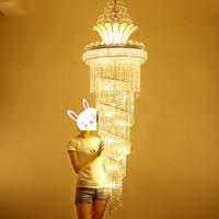 LED 현대 크리스탈 샹들리에 미국 골드 샹들리에 조명기구 따뜻한 흰색 중립적 인 흰색 멋진 흰색 3 가지 색상 Dimmable 교수형 램프
