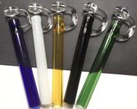 سوبر الزجاج اليد أنابيب المياه أنابيب الموقد النفط 4 مركز TASTER التدخين الأنابيب أنابيب النفط الشمع الزجاج تذوق للزجاج منصات النفط بونغس
