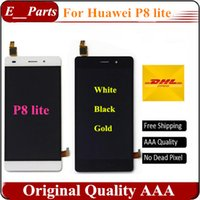 For Huawei Honor P8 lite Lcd Display With Touch Screen Digit...