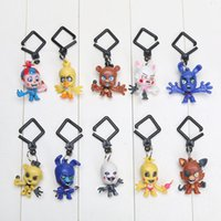 6cm Five Nights At Freddy' s 6cm FNAF Figure Hangers Toy...