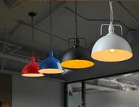 Neuheit Und Mode Droplight E27 Hut Stil Farbe Droplight Top Droplight Pendelleuchte Beleuchtung Kronleuchter Freies Verschiffen