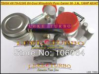Turbo TD05H 14G 49178-02385 4917802385 49178 02385 ME014881 Turbocharger for Oil لشركة ميتسوبيشي فوسو كانتر 2000- 4D34T 3.9L 136HP