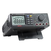 FreeShipping Digital Multimètre Haute précision Vraie RMS DMM Banc Top Multimètres 22000 Coun