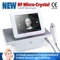 Новейшая технология фракционной машины RF Microneedle для удаления шрамов Лечение угревой сыпи Удаление растяжек Омоложение кожи Microneedle RF