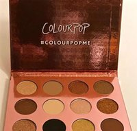 New arrival COLOURPOP I Think I love you Eyeshadow 12color p...