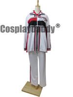 테니스의 왕자 New Cosplay U 17 Selectorates Uniform Costume