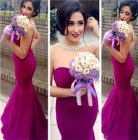 Wholesale Plus Size Fuschia Bridesmaid Dresses - Buy Cheap Plus ...