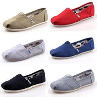 AAAA quality Women and Men Canvas Casual Shoes canvas Flats ...