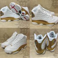 Barato 13 Chicago mens tênis de basquete 13 mens sapatilha sapatos esportivos holograma barões desconto sapatos para homem