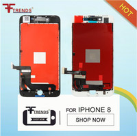 New Arrival Top A No Dead Pixel LCD For iPhone 8 Screen Disp...
