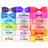 DIY Infant Bow Hair Accessories Baby Girl DIY Headbands Kids...