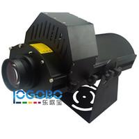 LOGOBO светильники Репроектора мира 100Вт питания светодиодный Гобо Projectie пользовательские Гобо 4 изображений поворот, в свою очередь, тип пользовательские гам лазерный луч проектора магазин