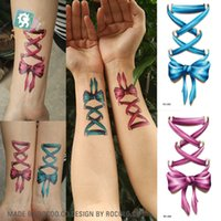 Wholesale- harajuku waterproof temporary tattoos for lady wom...