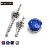 "Tansky-1 ""Universal Aluminium Quick Latch Hood Pin Kit REAR BUMPER RELICHT FÜR GM Chevy Chevrolet TK-DP016M25 / DP017M25"