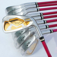 New womens Golf clubs HONMA S- 03 3 star irons clubs 5- 11. Aw,...