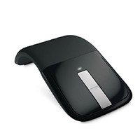 Mouse tattile pieghevole professionale del mouse senza fili di Flexional del mouse 2.4Ghz del mouse professionale per il computer 3D di tocco di arco della superficie di Microsoft