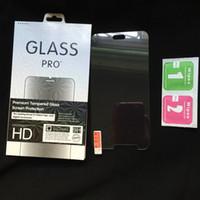 شاشة قسط الزجاج المقسى حامي للحصول على سامسونج غالاكسي A51 A71 A41 5G A70E A31 A10S A20S A21S A11 2.5D 9H فيلم مع حزمة البيع بالتجزئة