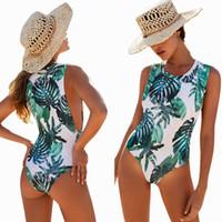 JessicaCHE 2017 Fashion Women' s One Piece Swimwear With...