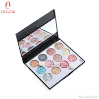 Party Queen Terracotta Baked Eyeshadow Palette 12 Colors Aur...