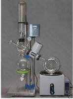 Equipamento de laboratório giratório RE501 de Rotavapor do evaporador de 110V 220V 5L